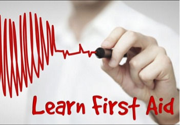 Standard First Aid Class (Blended)