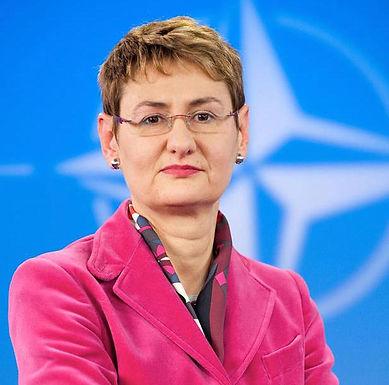 Women in Security Series: Showcase with NATO Spokesperson, Oana Lungescu