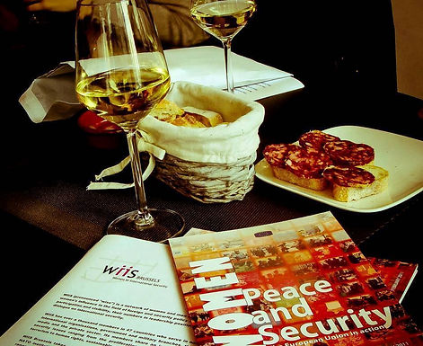 Aperitivo with WIIS Italy Chapter