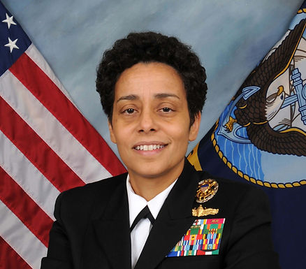 """Policy Debate with Admiral Michelle Howard on """"The role of Naval Forces in dealing with current and future security challenges"""""""
