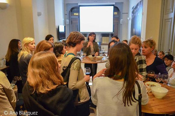 Happy Hour with Dagmar Schumacher, Director of UN Women Brussels