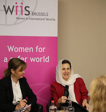 A conversation with Rula Ghani