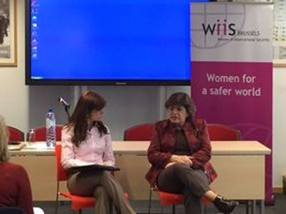 A conversation with Ana Gomes