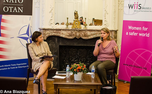 Conversation with Mari Skaare, former NATO Secretary General's Special Representative for Women, Peace and Security