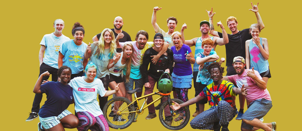 Come shred with Camp ROYAL this summer! Bikes, scooters, skateboarding and more..