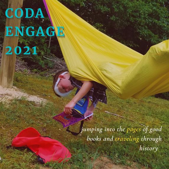 Join us at Coda Engage for History and Reading/ELA fun!