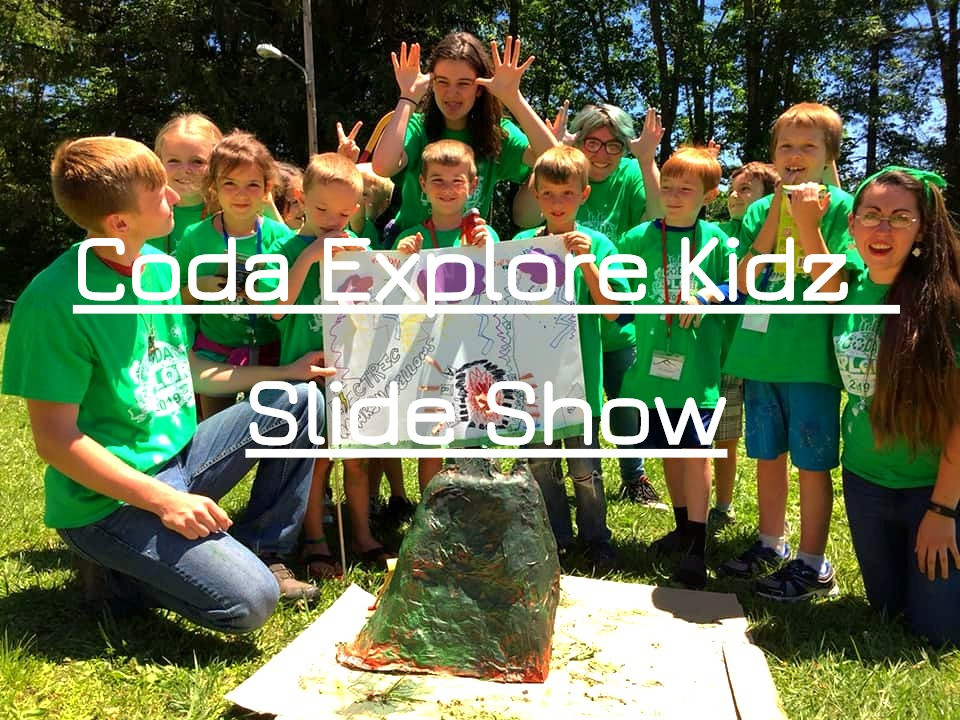 Coda Explore Kidz Slide Show