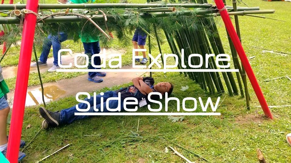 Coda Explore Slide Show