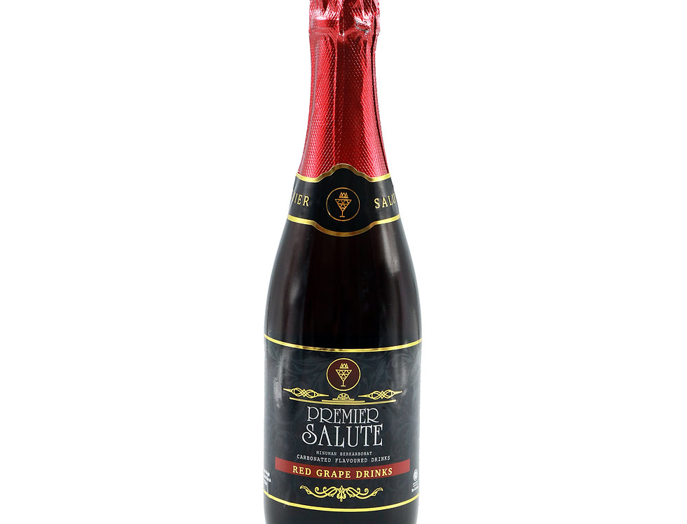 Premier Salute Red Grape Drink