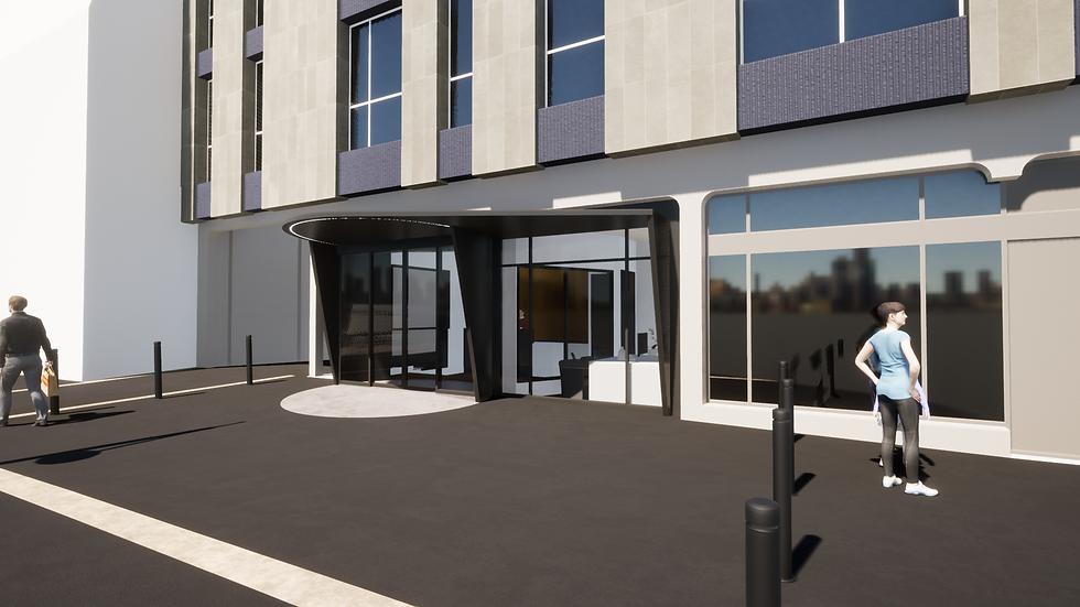 YDA, Chartres, réhabilitation immeuble de bureaux