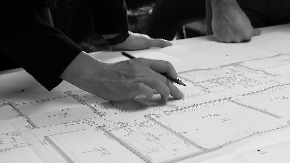 YDA Yolaine Didou Architecture détails mains plans