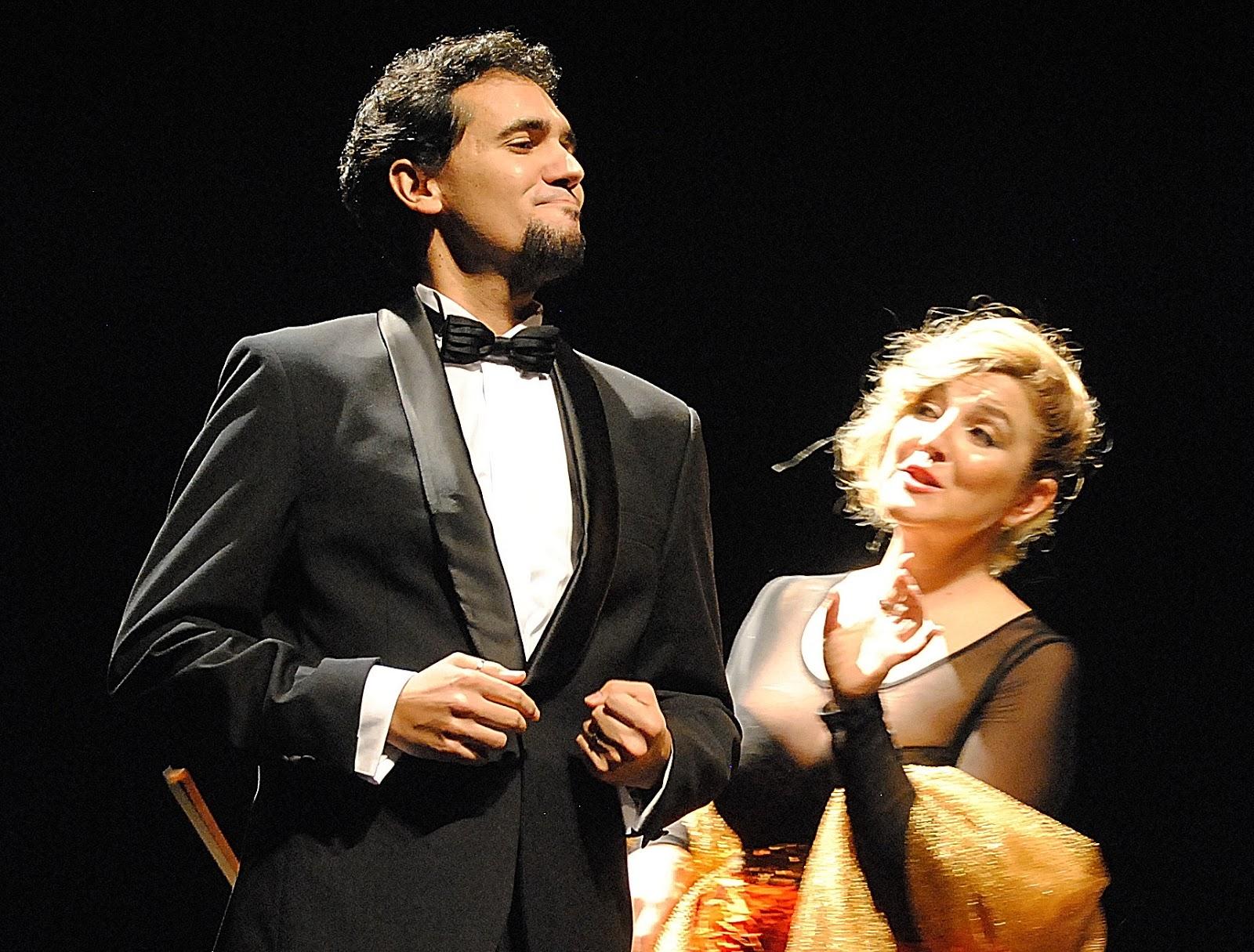 Concierto M.Cantarero y Y. Yanes