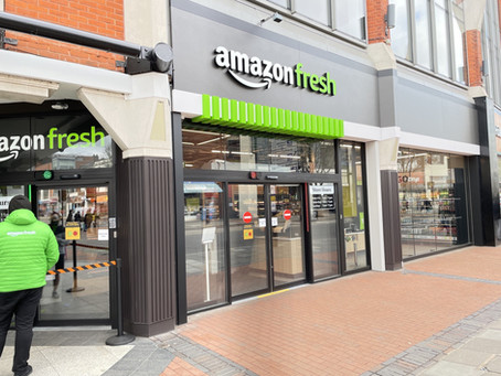 Amazon Fresh – Not Just About Getting Rid of Checkouts
