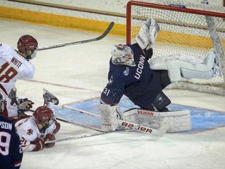 Nichols Named Hockey East Defensive Player of the Week