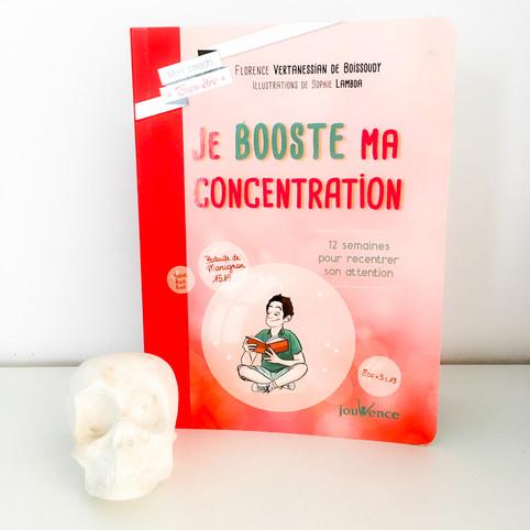 Booster votre concentration ! Boost your Focus !