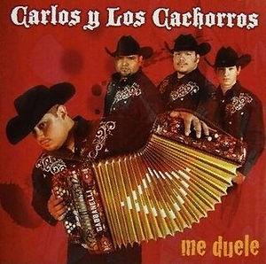 Carlos Y Los Cachorros - 2008 Me Duele