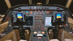 N77ME Cockpit