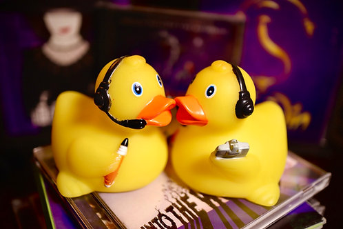 Stage Manager Duck