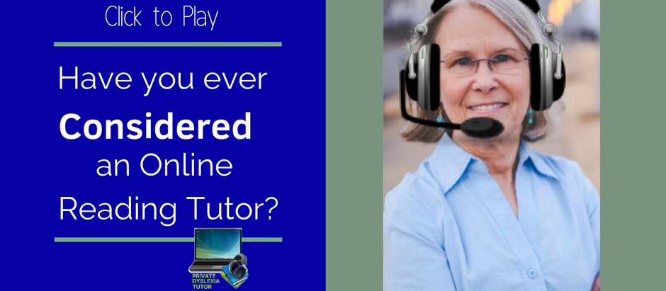 Solutions to Reading Problems      Have You Ever Considered An Online Reading Tutor?