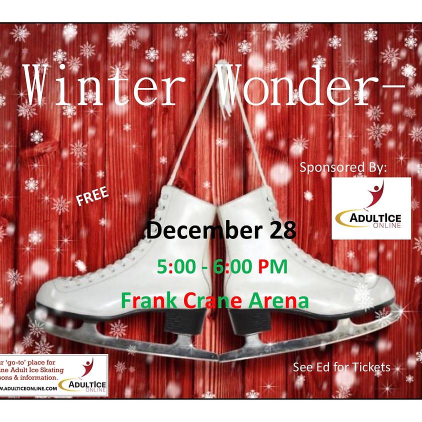 Winter Wonderland Adult Specialty Skate