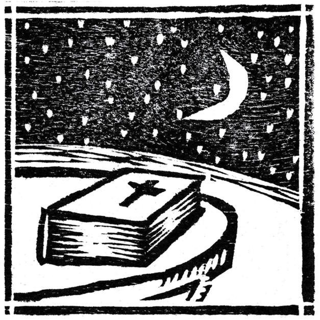 Nightly Compline on Facebook at 9