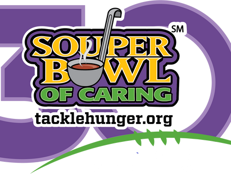 Souper Bowl of Caring Kicks Off