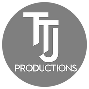 TTJ Productions Circle Logo Grey.png