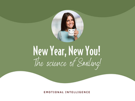 New Year, New You! – The science of Smiling!