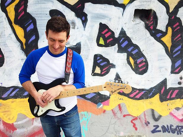 matt wrobel guitar guitarist