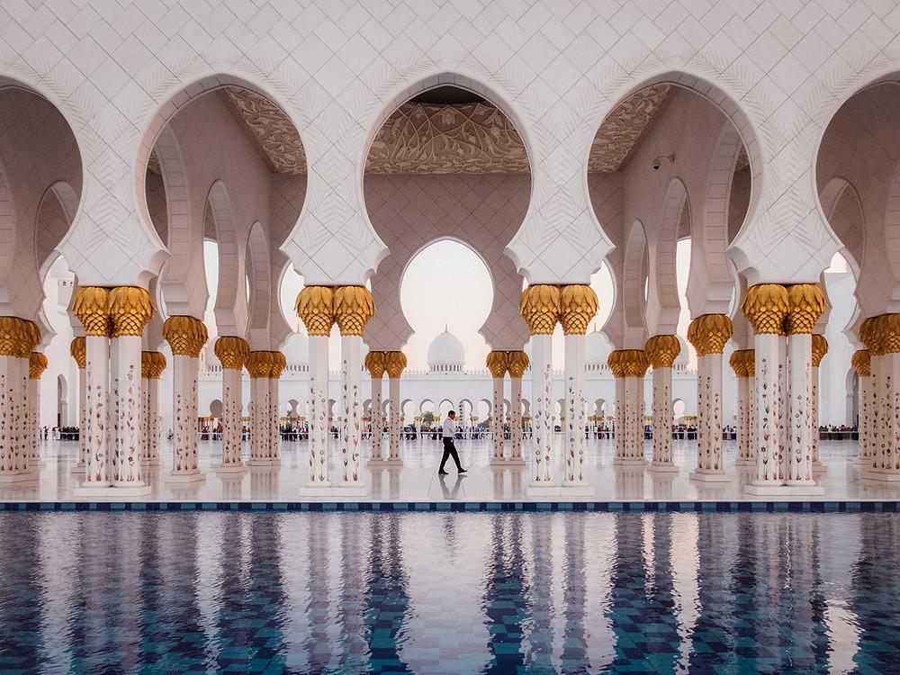Symbolbild Moschee