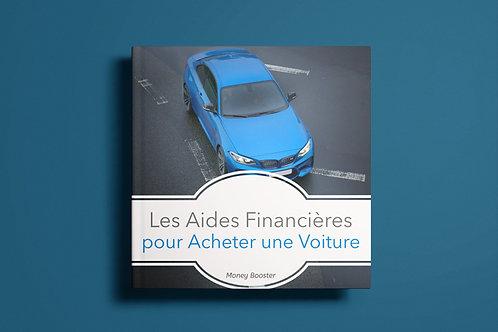 Quelles aides financières pour acheter une voiture