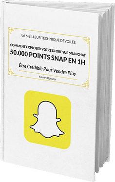 Comment augmenter son score Snapchat pour vendre plus !