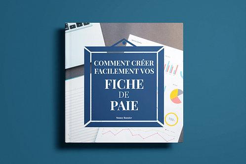 Créer vos fiches de paie et contrat de travail