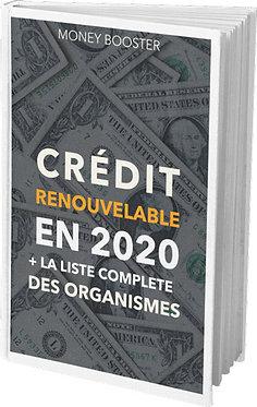 Crédit Renouvelable Rapide en 2021