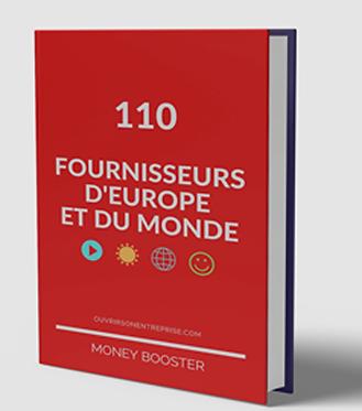 110 FOURNISSEUR D'EUROPE ET DU MONDE - Fournisseur/Fabricant / Droppshipping