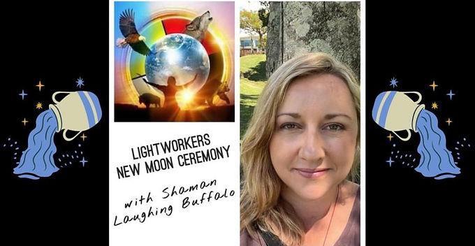 Lightworkers New Moon Ceremony