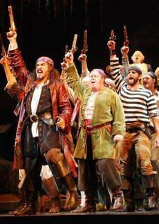 Pirates!  Papermill Playhouse