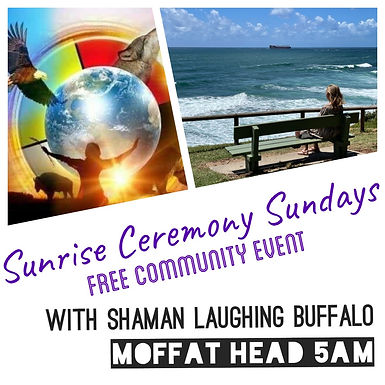 Sunrise Ceremony Sundays