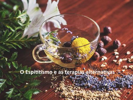 O Espiritismo e as terapias alternativas