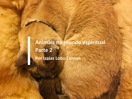 Animais no mundo espiritual - Parte 2
