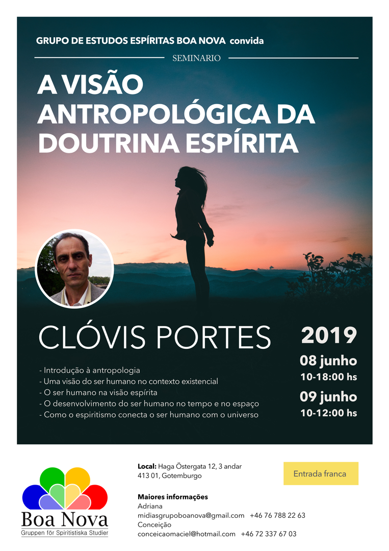 III Seminário Boa Nova 2019.10