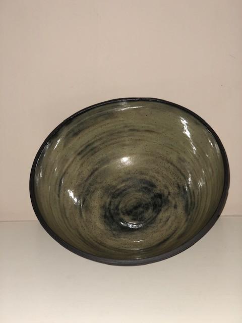 Iron Stone Bowl