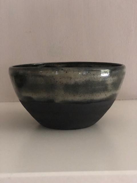 Bowl Iron Stone