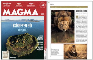 MAGMA Magazine Issue #16