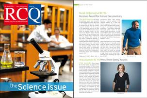 RC Quarterly Issue #53 [Robert College Alumni Magazine]