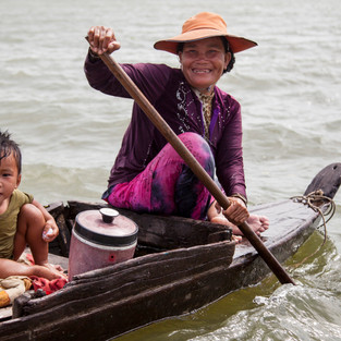 River Vendor