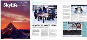 Skylife Magazine Issue #379 [Turkish Airlines Inflight Magazine]