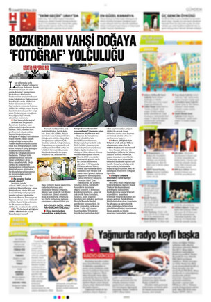 Habertürk Newspaper