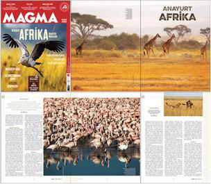 MAGMA Magazine Issue #5