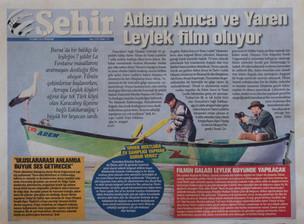 Bursa Sehir Newspaper